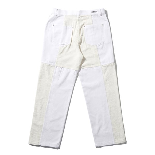 [노매뉴얼:nomanual] D.T PANTS - WHITE