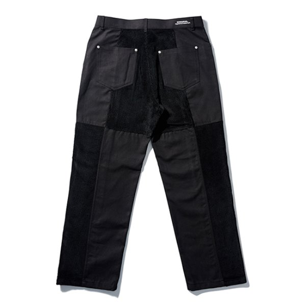 [노매뉴얼:nomanual] D.T PANTS - BLACK