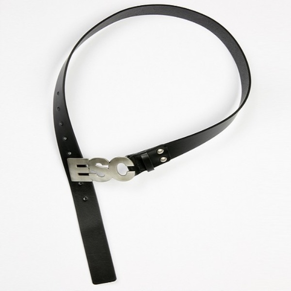 [ESCSTUDIO:이에스씨스튜디오]   ESC leather belt (cowhide)