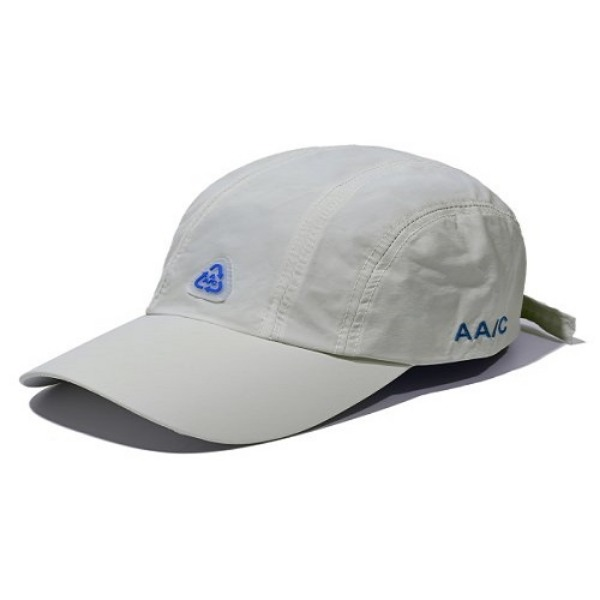 [더블에이씨:AAC] AA/C Nylon 5-Panel Cap (emerald gray)
