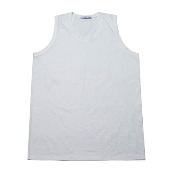[셋업이엑스이:SETUP-EXE] Basic Sleeveless - white