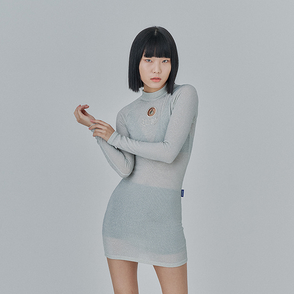 [어져드:OZOD] GLAM ONE-PIECE_silver