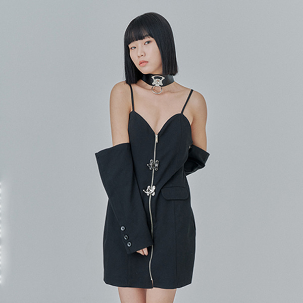 [어져드:OZOD] SUIT ONE-PIECE_black