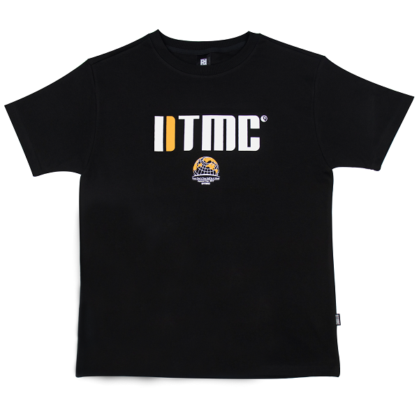 [디티엠씨:DTMC] Block Logo T-Shirts(black)