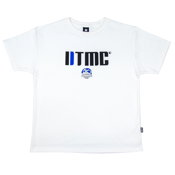 [디티엠씨:DTMC] Block Logo T-Shirts(white)
